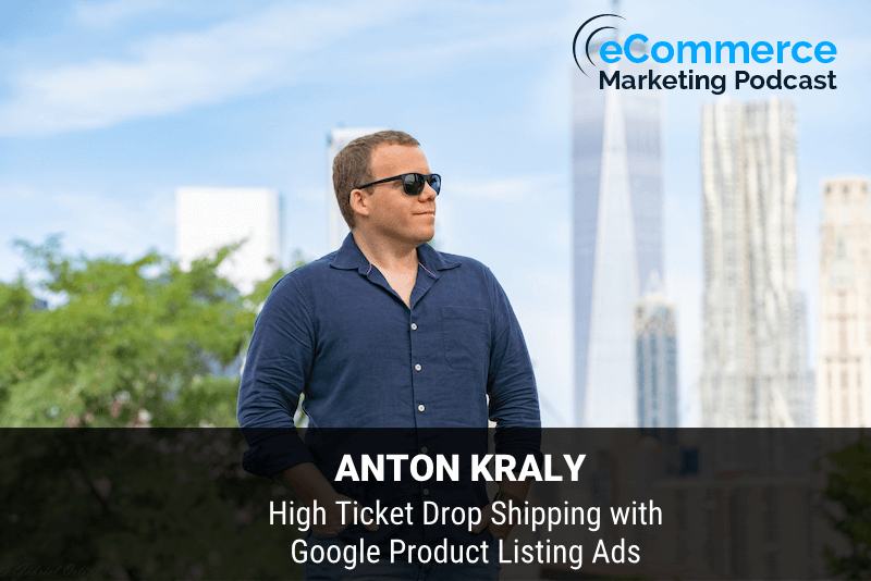 High Ticket Drop Shipping with Google Product Listing Ads